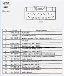 2007 ford f150 stereo wiring diagram wiring diagrams schematics