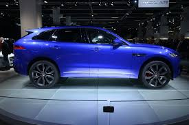 jaguar f pace black new 2017 jaguar f pace looks so damn good dubicars news