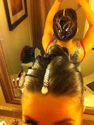 hair styles with rhinestones 21 best ballroom hair images on pinterest ballrooms bridal hair