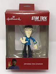 trek mr spock hallmark keepsake ornament home