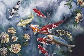 wallpaper ikan bergerak untuk pc gambar ikan koi animasi bergerak gambar animasi ikan koi lucu