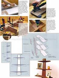 1183 wall shelf plans furniture plans cavaletes estantes e
