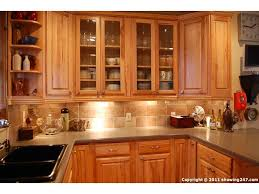 Kitchen Cabinet With Glass Doors Oak Kitchen Cabinet Glass Doors Grant Park Homes For Sale With