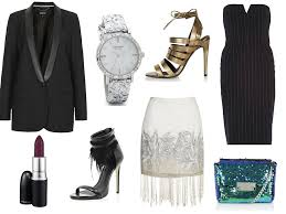 Christmas Outfit Ideas  Party Wear  New Years Eve Outfits