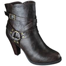 target gray womens boots s merona kaila ankle boot target clearance