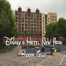 chambre hotel disneyland disney s hotel york room tour at disneyland pour