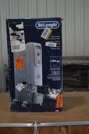 Comfort Temp Delonghi Moorhead Liquidation June Shelf Pulls Store Returns 1 In Fargo