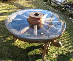 wagon wheel table 490a wagon wheel coffee table lot 490a
