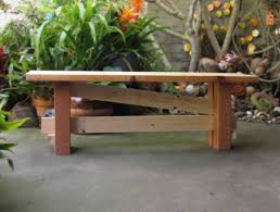 redwood bench steve wallet architect