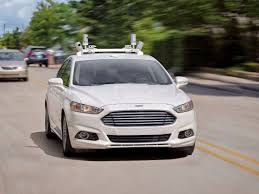 ford cars how ford u0027s self driving cars will work business insider