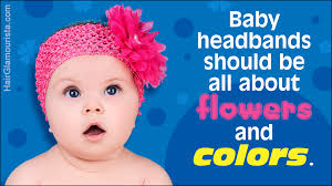 headbands for baby how to make headbands for babies