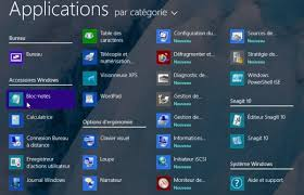 windows 8 icone bureau bouton démarrer dans windows 8 1 et windows 10 comment ça marche