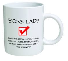 funny coffee mugs and mugs with quotes funny boss lady 11oz
