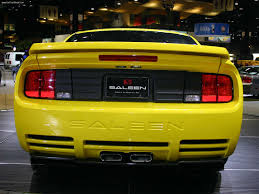 saleen saleen ford mustang s281 extreme 2005 pictures information