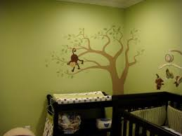 Monkey Decorations For Nursery Monkey Nurery Themes Monkey Themed Baby Nursery Ideas Nursery