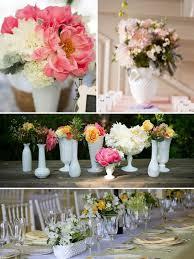 Milk Vases For Centerpieces by 34 Best Milk Glass Centerpieces Decor Images On Pinterest