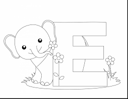 beautiful letter coloring pages for kids with alphabet coloring