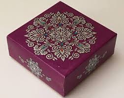 Indian Wedding Mithai Boxes Indian Favor Box Etsy
