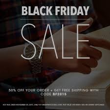 black friday watch sale our black friday sale starts now orient watch usa