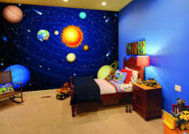 solar system wall murals pictures gallery home design nice solar system wall murals design