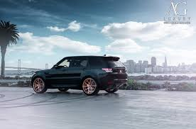 luxury land rover ag luxury wheels range rover sport forged wheels