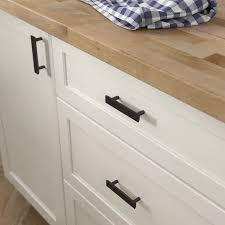 wayfair black kitchen cabinet pulls simple chamfered kitchen cabinet or furniture drawer 3