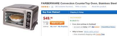 Farberware Toaster Oven 103738 Convection Oven U2013 Walletup Com