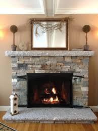 stone fireplace wallpaper mantels canada reface veneer arkansas