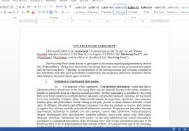 Vendor Contract Template 9 Download Automatically Generate Contracts And Agreements From Microsoft