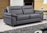 Grey Recliner Sofa Slate Grey Recliner Sofa Collection In Bonded Leather