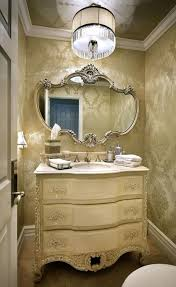 Powder Room Vanity Sink Cabinets - lovely powder room vanities high end with decorative carved mirror