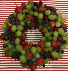 fruit edible christmas inspiration edible fruit christmas wreath in the cove