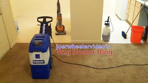 Rug Doctor Mighty Pro X3 Joerwheelervideo U0027s Rug Doctor Blog Why Do People Complain That