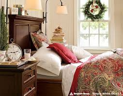 for christmas decorating bedroom for christmas pierpointsprings