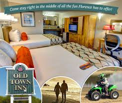 Comfort Inn Florence Oregon Old Town Inn