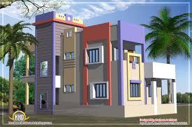 floor indian house plan rare luxury home design with sqft kerala