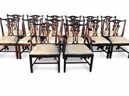 sala da pranzo in francese 14 mila dollari chippendale stile sedia sala da pranzo in mogano