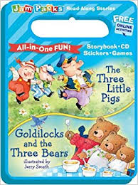 amazon pigs goldilocks