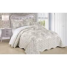 King Size White Coverlet Size King Bedspreads Shop The Best Deals For Nov 2017