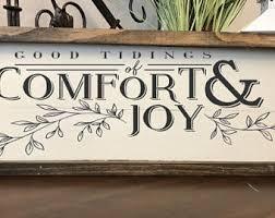 Hymns Of Comfort Good Tidings Etsy