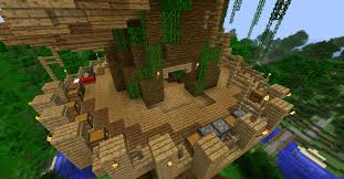 captainsparklez house in real life captainsparklez jerry u0027s tree recreation maps mapping and
