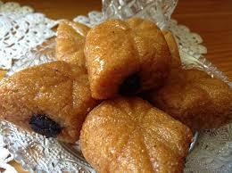 cuisine dz recette makrout el ghars cuisine algérienne