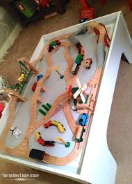Train Table Plans Free by Getting It Right A Train Table Makeover Story Part I The