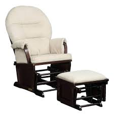 Swivel Glider Recliner Chair by Ottoman Glider Chair And Ottoman Set Baby Relax Kelcie Swivel