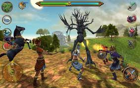 mmorpg android celtic heroes 3d mmorpg apk free