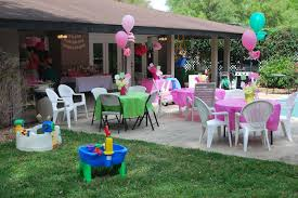 how to do birthday decoration at home simple diy st birthday