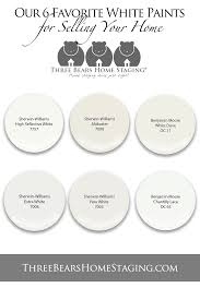 what is the best benjamin white paint for kitchen cabinets our 6 favorite white paints for selling your home