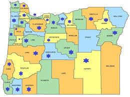 map of oregon portland orgenweb maps