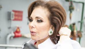 judge jeanine pirro hairstyle judge jeanine rips into hillary s poor me book tour shares sad