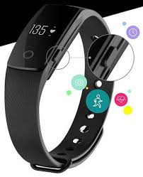 life bracelet app images Bluetooth exercise id107 intelligent hand band heart rate jpg